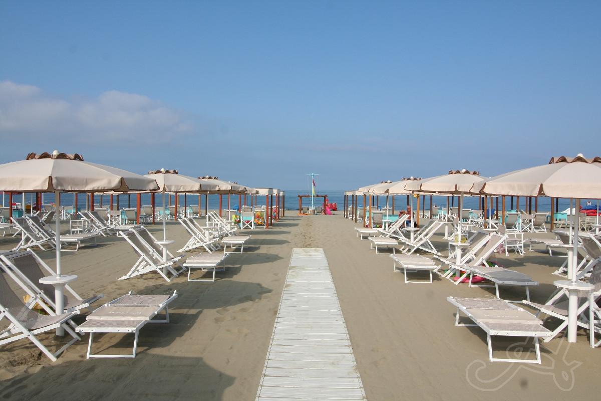 Bagno Annita Viareggio