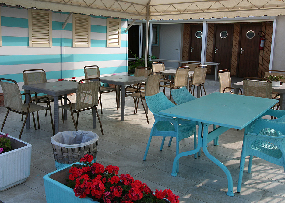 Bagno Annita Viareggio - area picnic