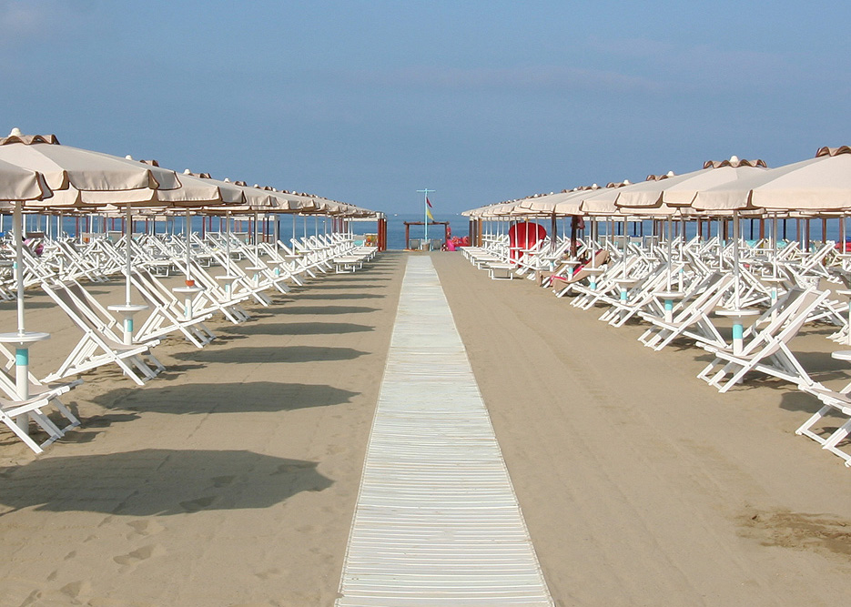 Spiaggia Bagno Annita Viareggio