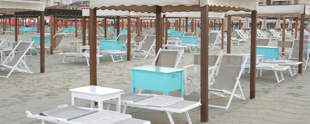 Bagno Annita Viareggio - spiaggia